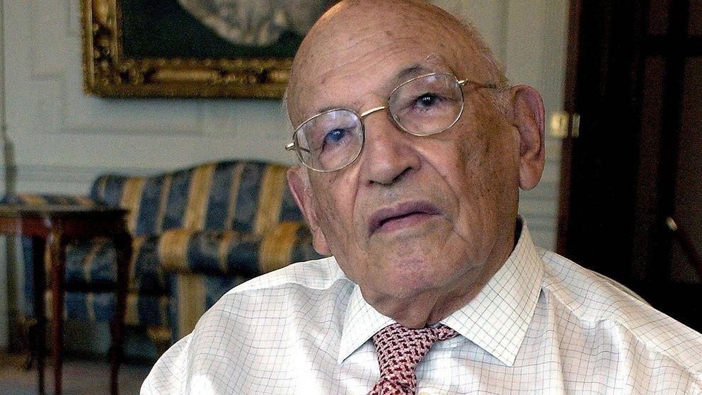 Muere Francisco Rodríguez Adrados, filólogo y académico de la RAE