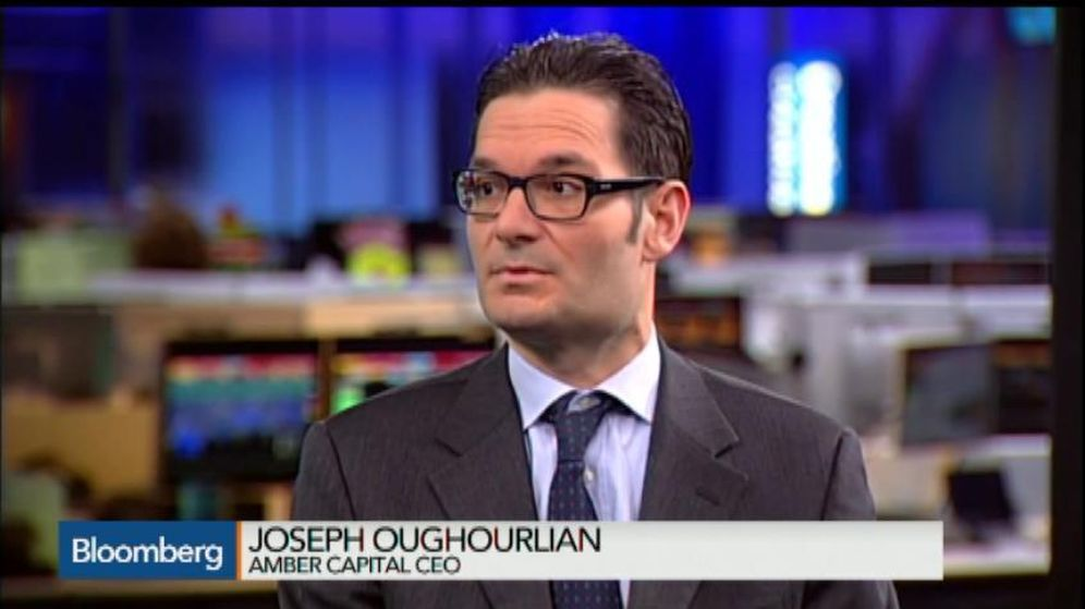 Foto: Joseph María Oughourlian, CEO de Amber Capital. (EC)
