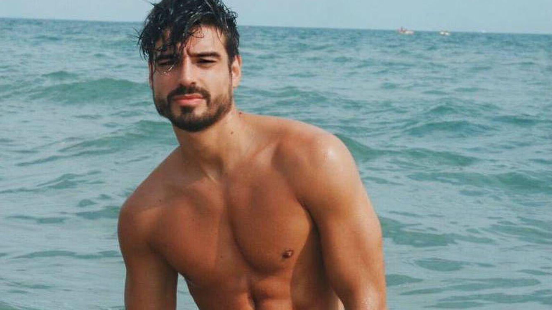 Foto: El modelo Fabio Colloricchio. (Agencias)