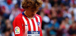 Post de El pulso de Griezmann al Atlético por problemas