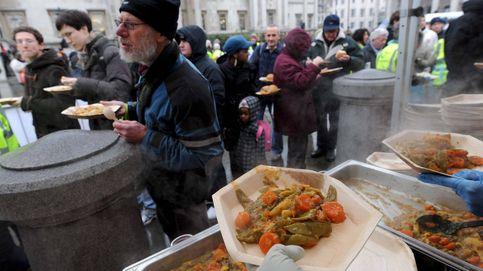 El 'súper' tres estrellas Michelin para vagabundos y pobres