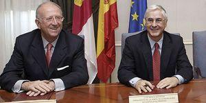 Foto: Los dos máximos directivos del Aeropuerto de Ciudad Real se autoconcedieron 4,4 millones