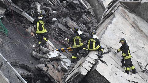 Se desploma un viaducto en Génova
