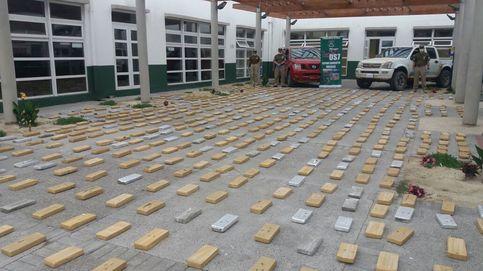 Policía chilena decomisa 633 kilos de marihuana y detiene al líder