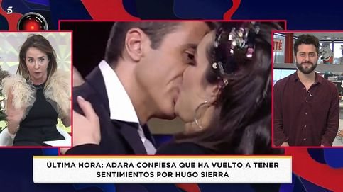 María Patiño afea el beso entre Hugo y Adara: Es como cuando un perro mea
