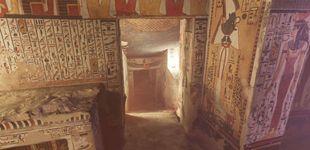 Post de La 'Capilla Sixtina' del Antiguo Egipto: así están salvando la tumba de Nefertari