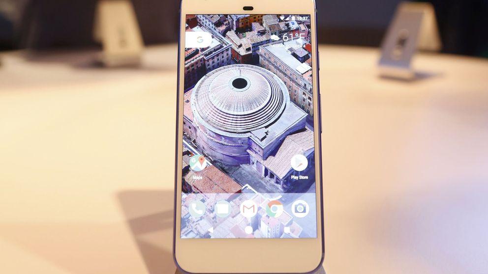 Probamos el Google Pixel: un teléfono que promete con un gran defecto