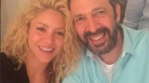 Juan Luis Guerra, atrapado en el ascensor de Shakira