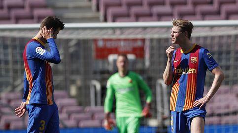 En directo LaLiga | El Atlético domina en el Camp Nou y perdona a un temeroso Barça