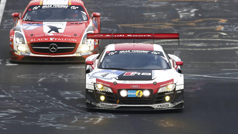 Durante varios años, los R8 se han mantenido entre los dominadores de la categoría GT3 de Resistencia, donde la tracción total está prohibida.