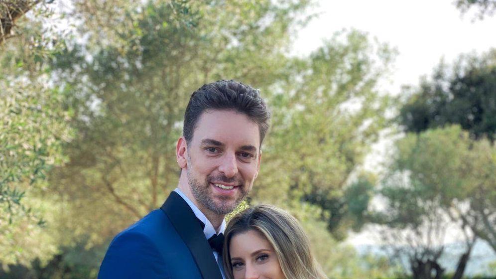 Foto: Pau y Cat en su segunda boda en España. (Cortesía)