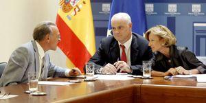 Foto: El Estado nacionalizará las cajas que no cumplan con los ratios de solvencia antes de septiembre