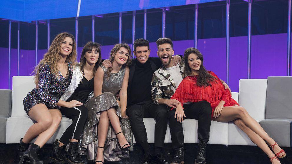 'OT 2017': la gala de preselección para Eurovisión 2018 en directo