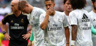 Post de Eden Hazard está KO para empezar: no jugará ante el Celta de Vigo por lesión