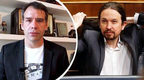 La imagen de la semana   Pablo Iglesias, desencadenado
