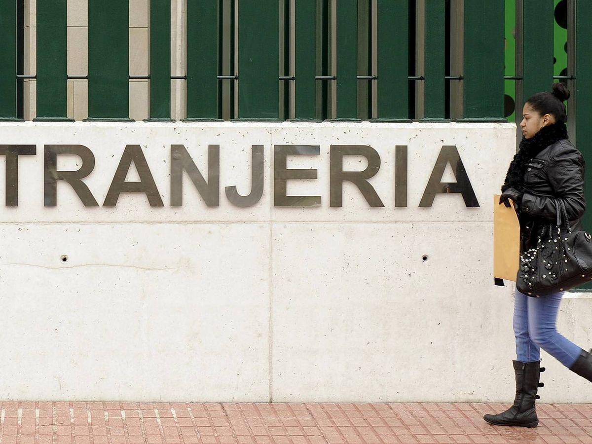 Foto: Oficina de extranjería de Valladolid (EFE)