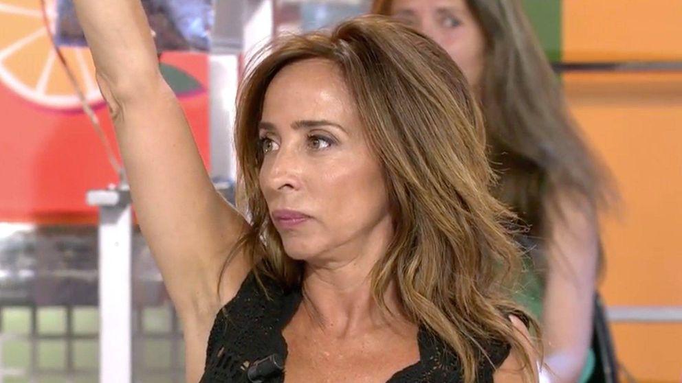 María Patiño abronca a su reportero por mentir sobre Isabel Pantoja ('SV 2019')