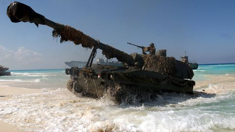 ¿Ruedas o cadenas? El dilema de la Armada española para sus vehículos de combate