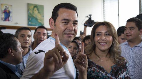 Jimmy Morales, el presidente de Guatemala que ocultó a su primera dama
