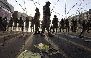 La violencia se desborda en El Cairo: 44 muertos tras los enfrentamientos