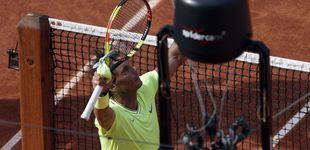 Post de Rafa Nadal y su queja contra las cámaras en Roland Garros: