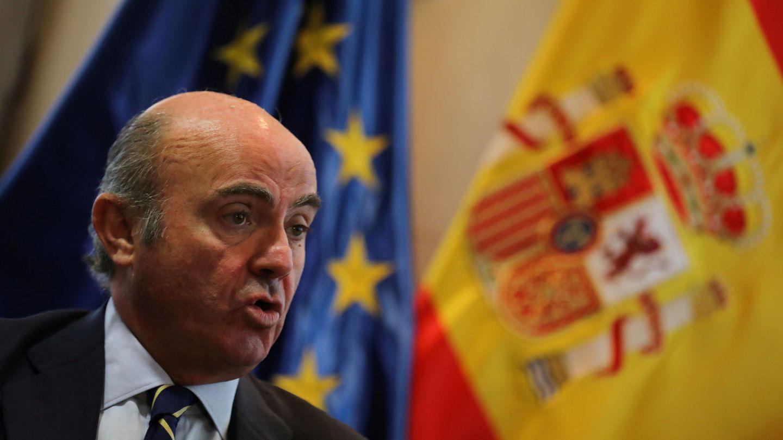 El ministro de Economía, Luis de Guindos. (Reuters)