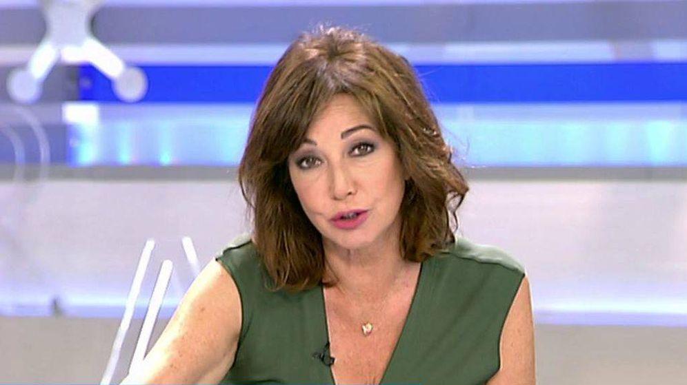 Foto: La presentadora Ana Rosa Quintana.