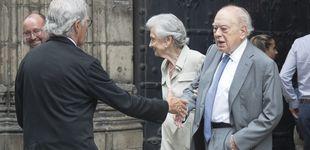 Post de El accidente de Marta Ferrusola, en el peor momento del encierro de Jordi Pujol