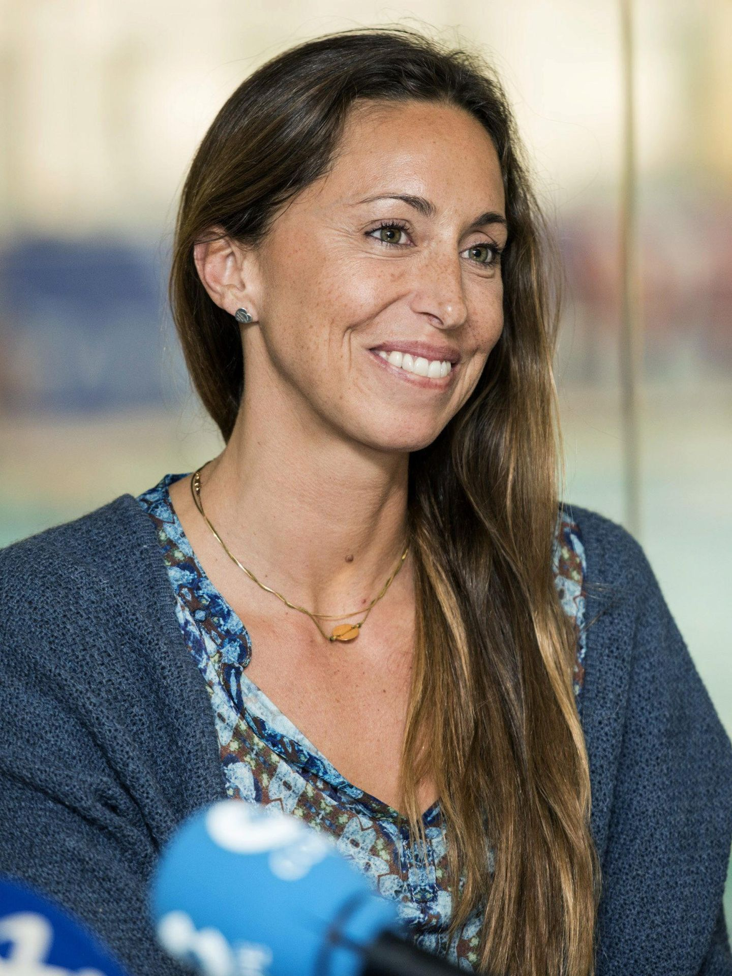 Gemma Mengual, en una imagen de archivo. (EFE)
