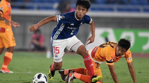 Así es Take Kubo, el 'Messi japonés' que ha fichado el Madrid y que 'huyó' del Barça