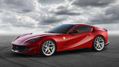 Señoras y señores, el Ferrari más potente de la historia: 812 Superfast y sus 800 CV