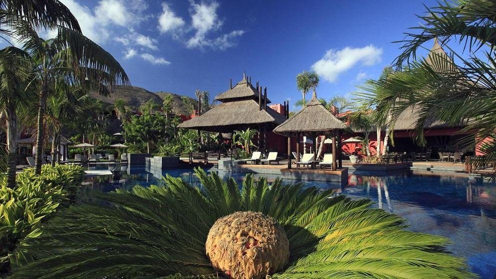 Así es el Asia Gardens, el hotel en el que se han alojado Iker y Sara