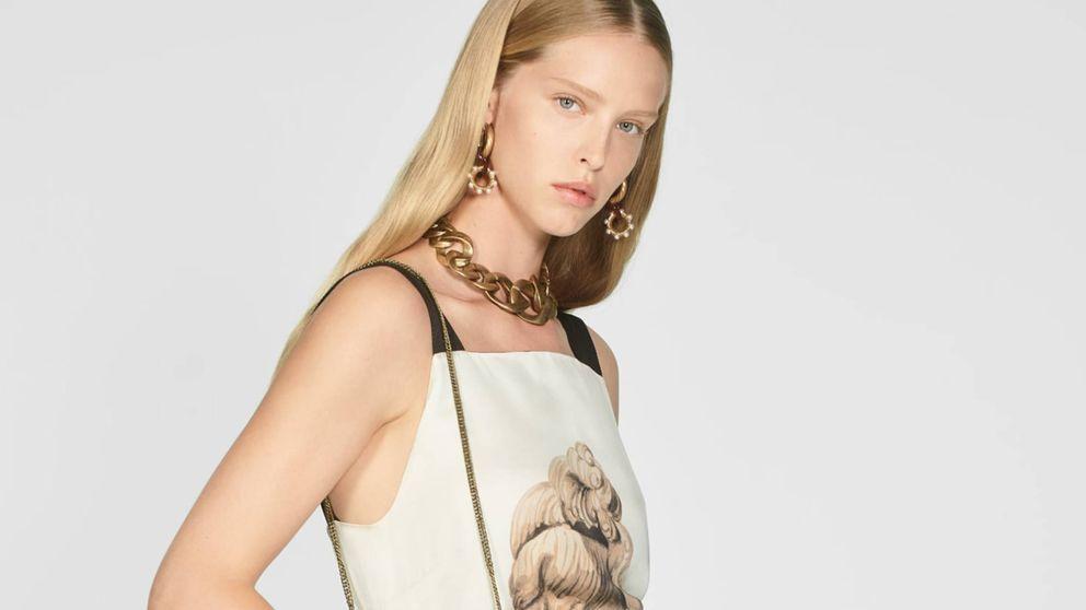 Zara se sale con este vestido de edición limitada que está de rebajas