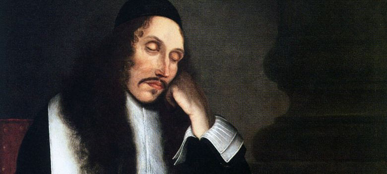 Foto: Retrato del filósofo Baruch Spinoza elaborado por Franz Wulfhagen (1624–1670)