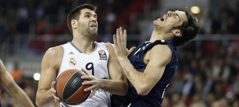 Real Madrid-Efes y Barça-Panathinaikos, principales duelos de la próxima Euroliga