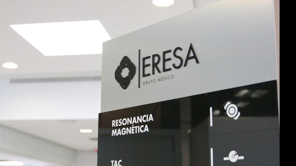 Foto: Eresa participa en la UTE que presta las resonancias a la sanidad valenciana. (Eresa)