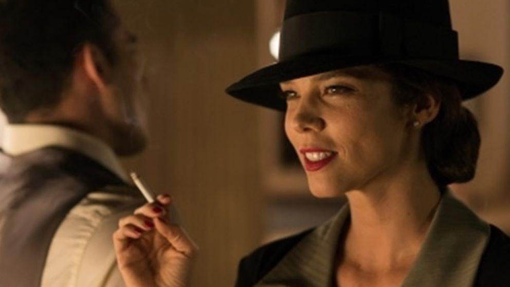 El debut de Juana Acosta en 'Velvet'