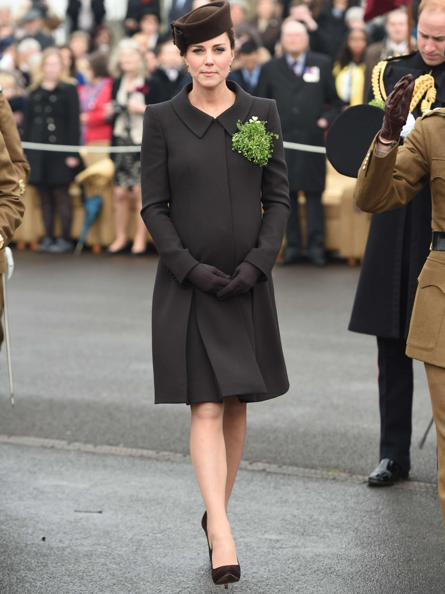 Kate Middeton, en 2015. (Reuters)