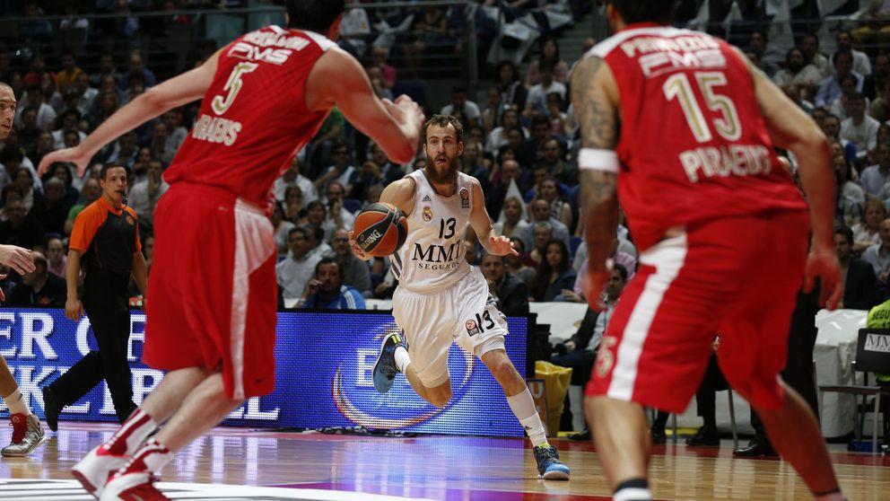 Madrid-Olympiacos: partido nuevo, un viejo rival y varias cuentas pendientes