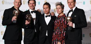 Post de 'Tres anuncios en las afueras' triunfa en los BAFTA con cinco galardones