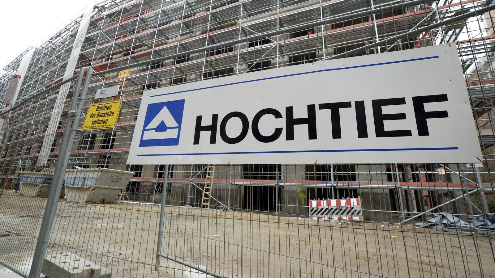 Foto: Hochtief. (Reuters)