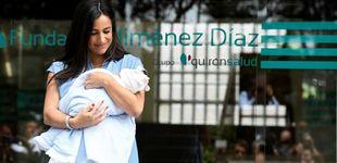 Post de Villacís presenta a su hija: mismo look y mismo 'modus operandi' que Meghan