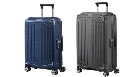 Resistentes y livianas, la nueva moda en las maletas