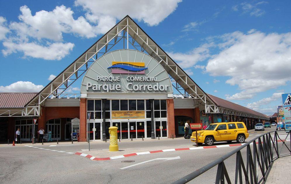 Foto: Parque Corredor en Torrejón de Ardoz.