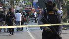 Al menos 10 muertos y 41 heridos en tres atentados contra iglesias en Indonesia