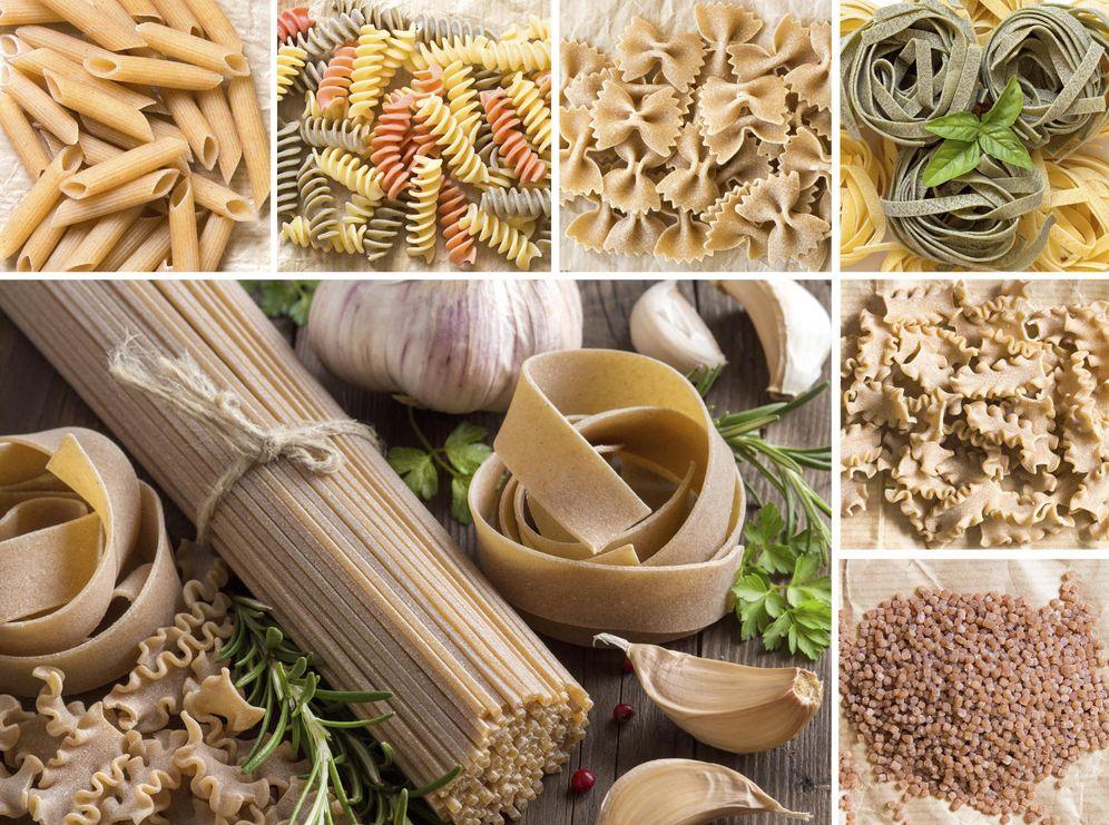 Foto: Actualmente es posible encontrar pastas de muchos tipos. (iStock)