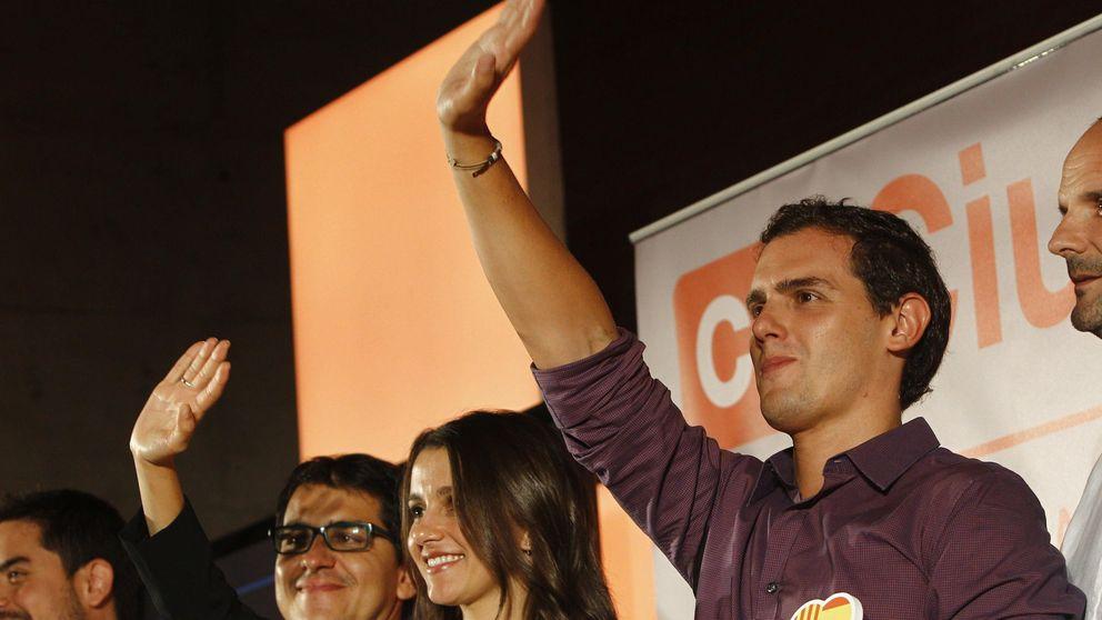 """Rivera apela al """"voto útil"""" el 27-S y advierte de que """"los independentistas van en serio"""""""