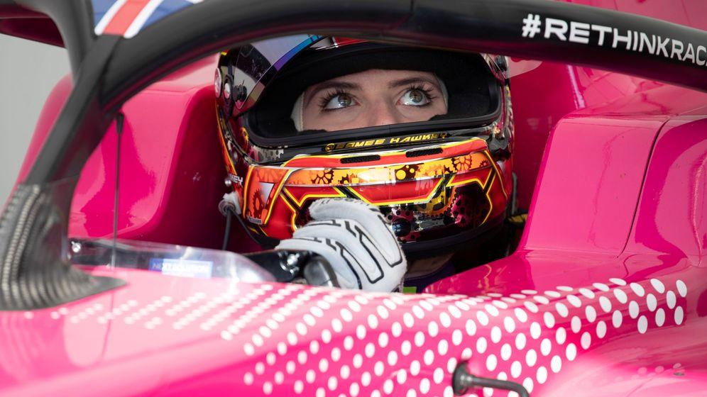 Foto: Ferrari se une a la FIA para apoyar la carrera de una joven promesa con intencion de llevarla hasta la F1 (REUTERS)
