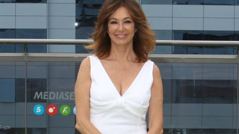 Una orgullosa Ana Rosa Quintana casa a su hijo Álvaro con total discreción