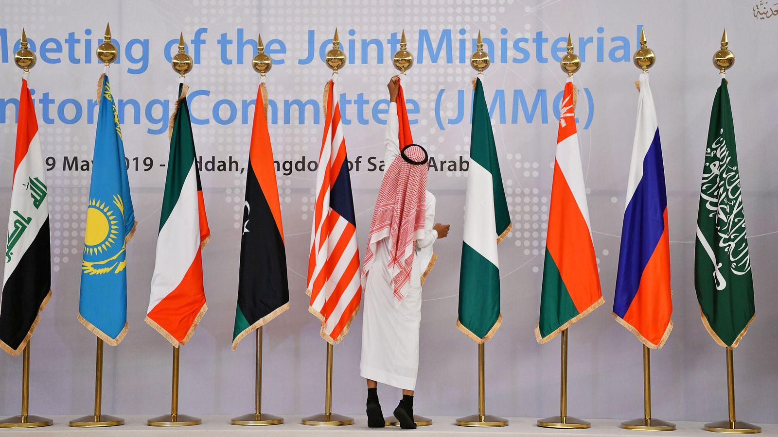 Foto: Sede de la Organización de Países Exportadores de Petróleo (OPEP)